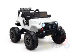 24v kids ride on truck lifted jeep rc kidsvip 10 1