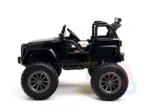 24v kids ride on truck lifted jeep rc kidsvip 21 2