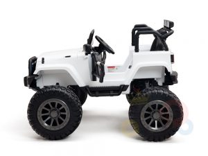 24v kids ride on truck lifted jeep rc kidsvip 28