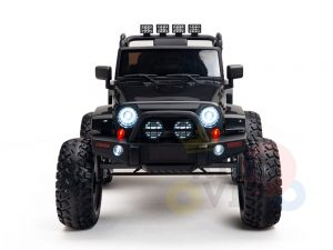24v kids ride on truck lifted jeep rc kidsvip 29 1