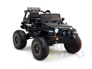 24v kids ride on truck lifted jeep rc kidsvip 4