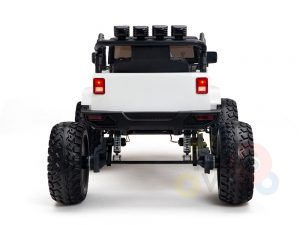 24v kids ride on truck lifted jeep rc kidsvip 48