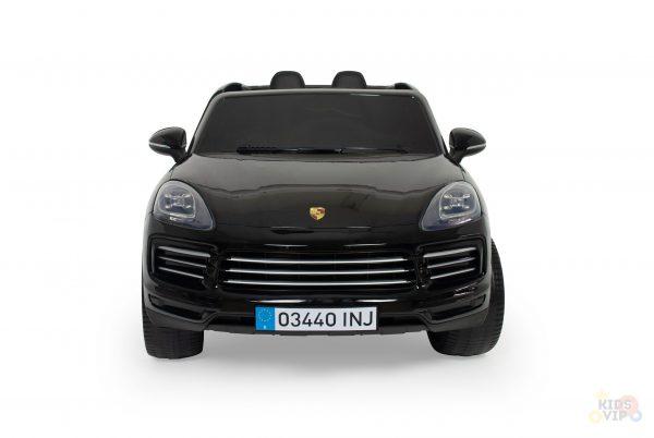 kidsvip porsche cayenne kids toddlers ride on car suv truc luxury black 21