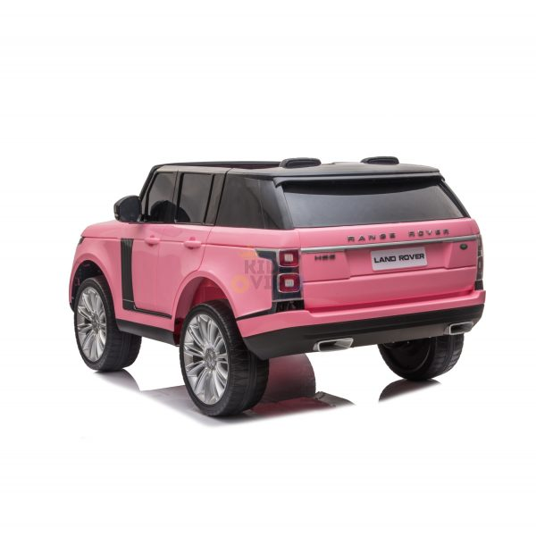 RANGE ROVER 2 SEAT RIDE ON CAR KIDSVIP pink 1 1