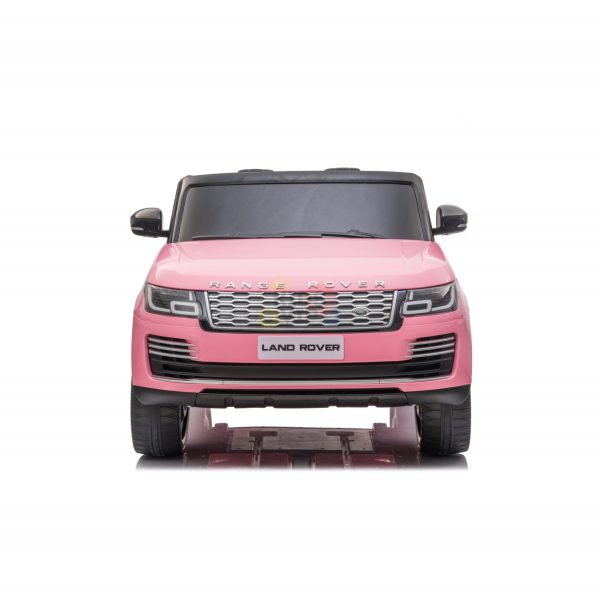 RANGE ROVER 2 SEAT RIDE ON CAR KIDSVIP pink 12 1