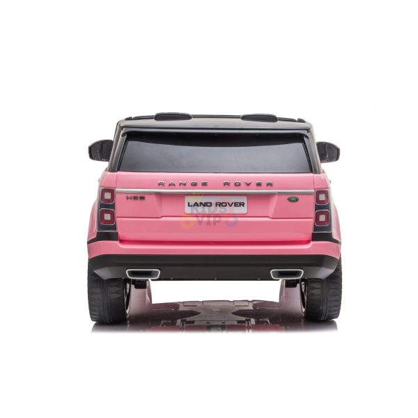 RANGE ROVER 2 SEAT RIDE ON CAR KIDSVIP pink 2 1
