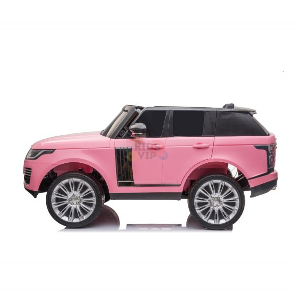 RANGE ROVER 2 SEAT RIDE ON CAR KIDSVIP pink 3 1
