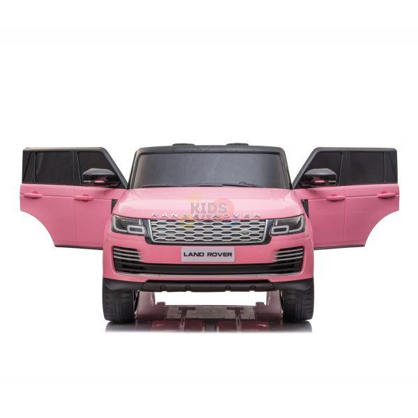 RANGE ROVER 2 SEAT RIDE ON CAR KIDSVIP pink 4 1