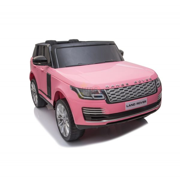 RANGE ROVER 2 SEAT RIDE ON CAR KIDSVIP pink 6 1