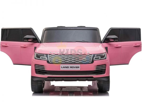 RANGE ROVER 2 SEAT RIDE ON CAR KIDSVIP pink 7 1