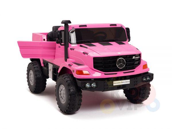 kidsvip zetros 24v kids ride on car 2 seater pink 17