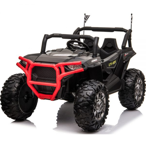 KIDSVIP BIG WHEELS KIDS RIDE ON UTV 12V 53