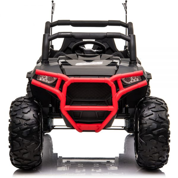 KIDSVIP BIG WHEELS KIDS RIDE ON UTV 12V 55