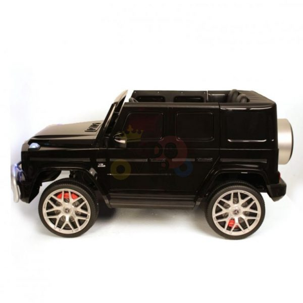 2 Seats 4x4 Official Mercedes Benz G63 Complete Edition 24V Kids Ride On Car with Rc