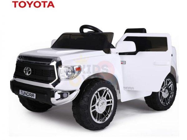 kids ride on car tundra 12 toyota 12v kidsvip WHITE 11