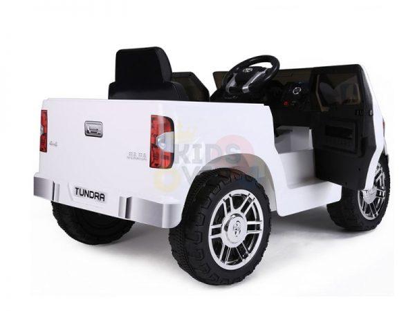 kids ride on car tundra 12 toyota 12v kidsvip WHITE 14