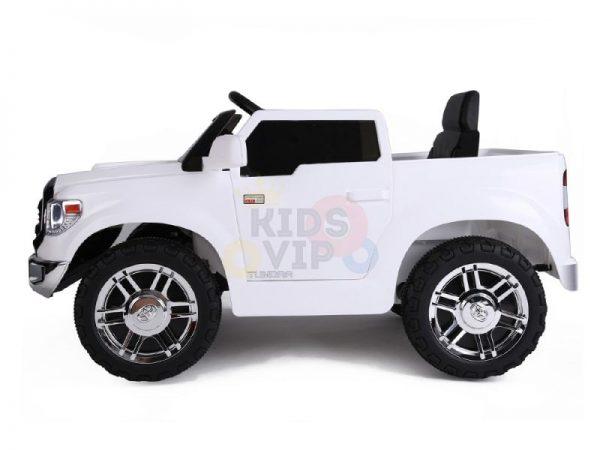 kids ride on car tundra 12 toyota 12v kidsvip WHITE 15