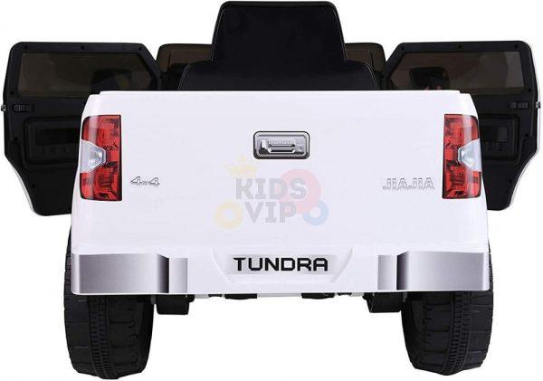 kids ride on car tundra 12 toyota 12v kidsvip WHITE 8