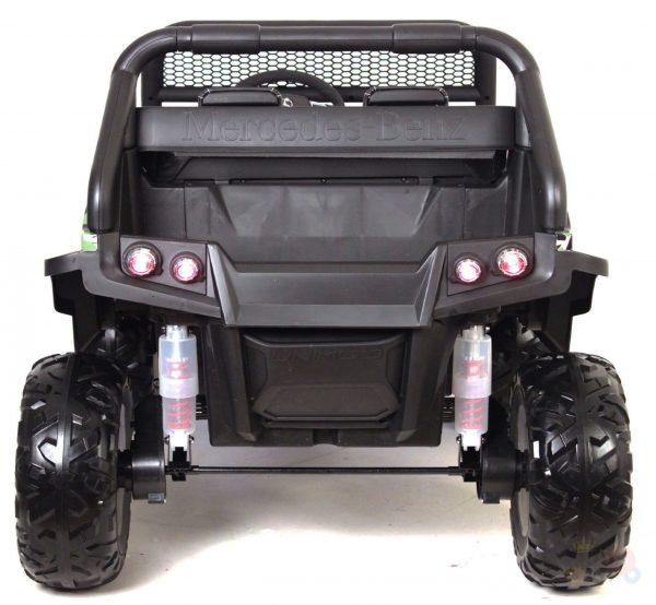 kidsvip mercedes unimog 24v ride on truck kids and toddlers black 18 scaled