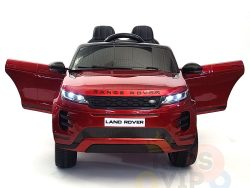 kidsvip range rover evoque 12v kids and toddlers ride on car painted red 1