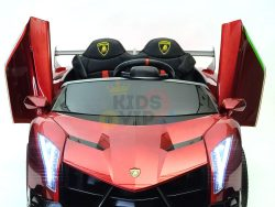 2 seats lamborghini ride on kids and toddlers ride on car 12v red 11
