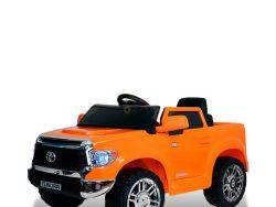 kids ride on car tundra 12 toyota 12v kidsvip orange KIDS 1