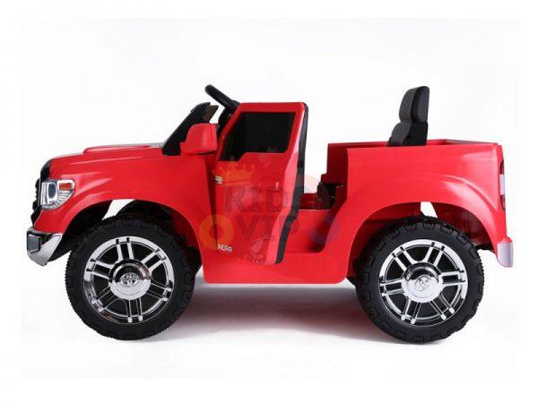 kids ride on car tundra 12 toyota 12v kidsvip red 13