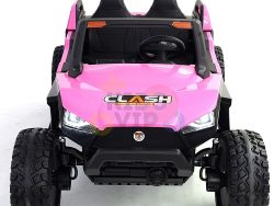 kids vip dune buggy challenger 24v sx1928 ride on kids 2 seater mp4 rubber wheels PINK 29