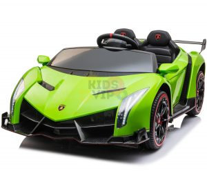 2 seats lamborghini ride on kids and toddlers ride on car 12v GREEN 19