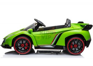 2 seats lamborghini ride on kids and toddlers ride on car 12v GREEN 2