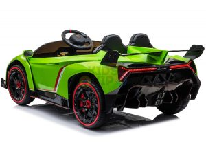2 seats lamborghini ride on kids and toddlers ride on car 12v GREEN 3