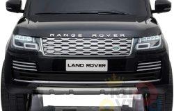 RANGE ROVER 2 SEAT RIDE ON CAR KIDSVIP BLACK 1
