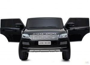 RANGE ROVER 2 SEAT RIDE ON CAR KIDSVIP BLACK 11