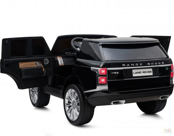 RANGE ROVER 2 SEAT RIDE ON CAR KIDSVIP BLACK 13