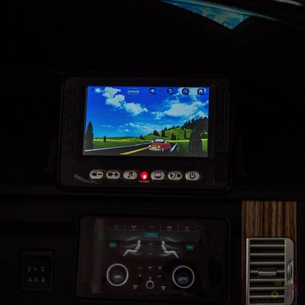 RANGE ROVER 2 SEAT RIDE ON CAR KIDSVIP BLACK 16