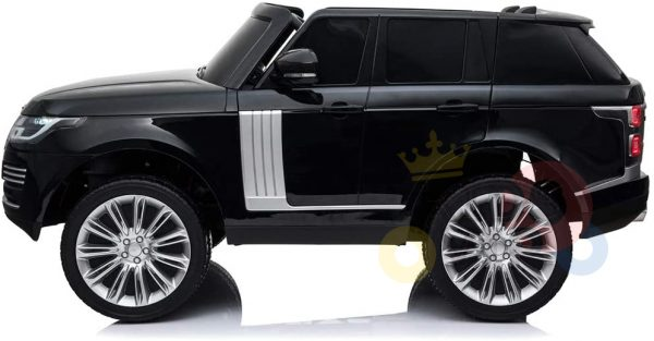 RANGE ROVER 2 SEAT RIDE ON CAR KIDSVIP BLACK 19