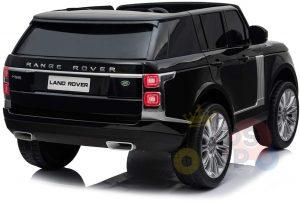RANGE ROVER 2 SEAT RIDE ON CAR KIDSVIP BLACK 2