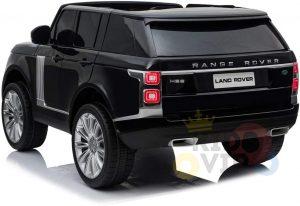 RANGE ROVER 2 SEAT RIDE ON CAR KIDSVIP BLACK 21