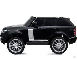 RANGE ROVER 2 SEAT RIDE ON CAR KIDSVIP BLACK 6