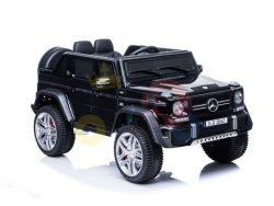 kidsvip mercedes maybach 650s toddlers kids ride on car 12v rc BLACK 1