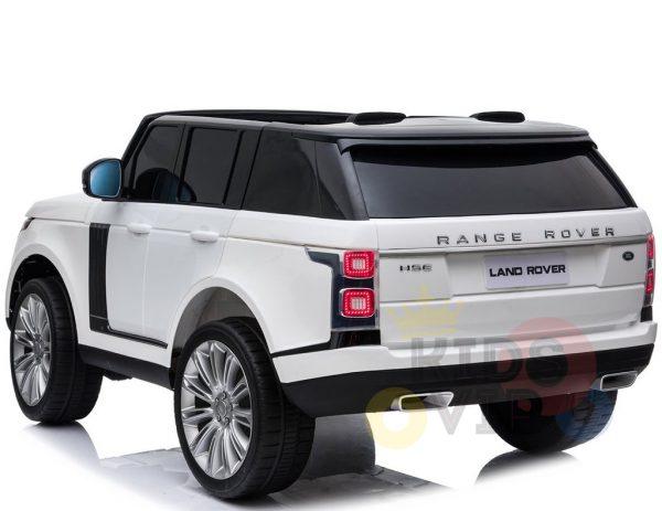 range rover kids ride on car 2 seats kidsvip 4