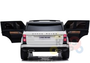 range rover kids ride on car 2 seats kidsvip 9