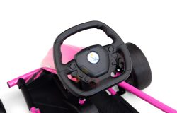 kidsvip_24v_gokart_rubber_wheels_pink (10)