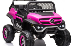 12v_mercedes_unimog_rubber_wheels_leather_seat_kids_toddlers_12v_pink (11)