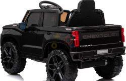 KIDSVIP_12V_CHEVROLET_SILVERADO_RIDE_ON_TRUCK_CAR_RC_LEATHER_SEAT_BLACK (1)